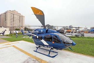 PM do Rio terá dois novos helicópteros nos Jogos Olímpicos