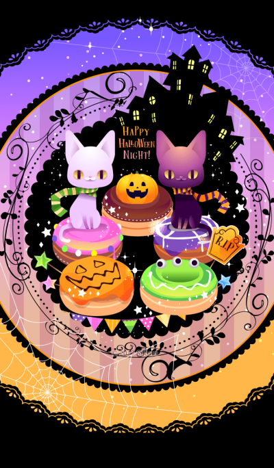 Happy Halloween night !