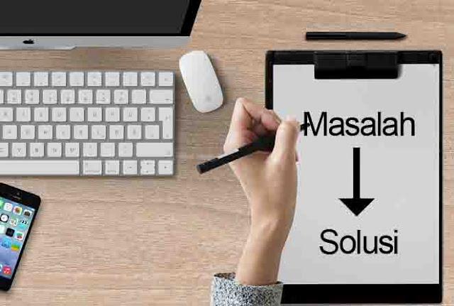 Gambar 8 Masalah dan Solusi Dalam Berjualan Online PO (Pre-Order)