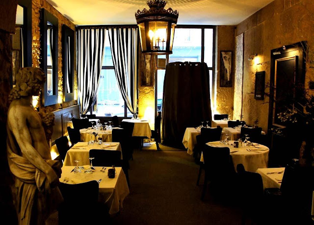 Restaurante L'Archange em Lyon