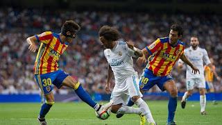 مشاهدة مباراة ريال مدريد وفالنسيا بث مباشر | اليوم 01 /12 /2018 | الدوري الإسباني Real Madrid vs Valencia live