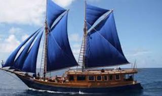 gambar kapal pinisi