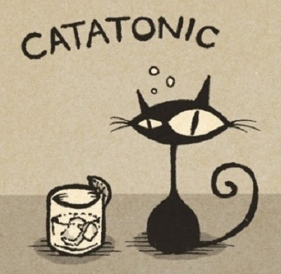 CATATONIC. HUMOR casi INTELIGENTE