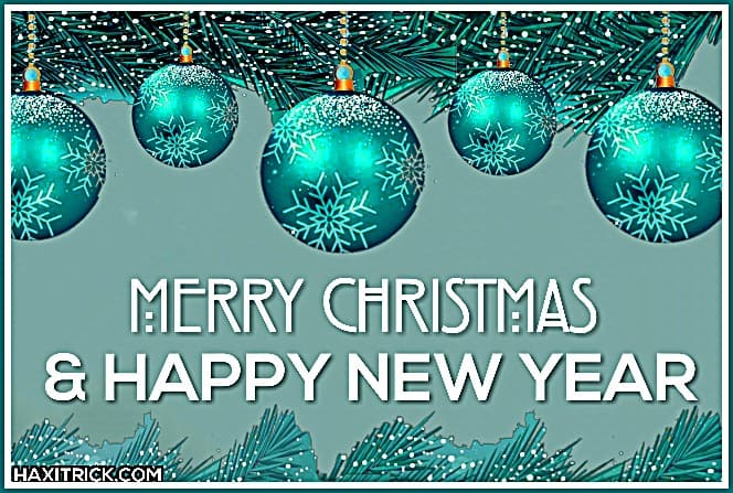 Merry Christmas Day Happy New Year Images Photos Pics 25 December 2020