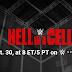 Hell in a Cell 2016: Confira o card completo para o Pay-Per-View de hoje!