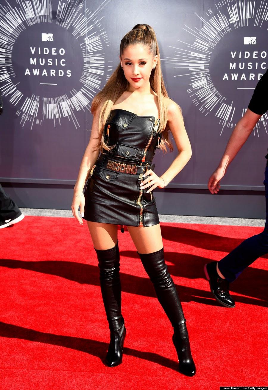 Opinion Ariana grande nip slip are