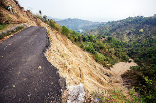 Landslides at tindharia road