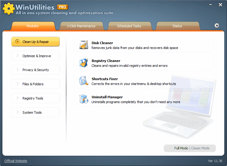 WinUtilities Serial