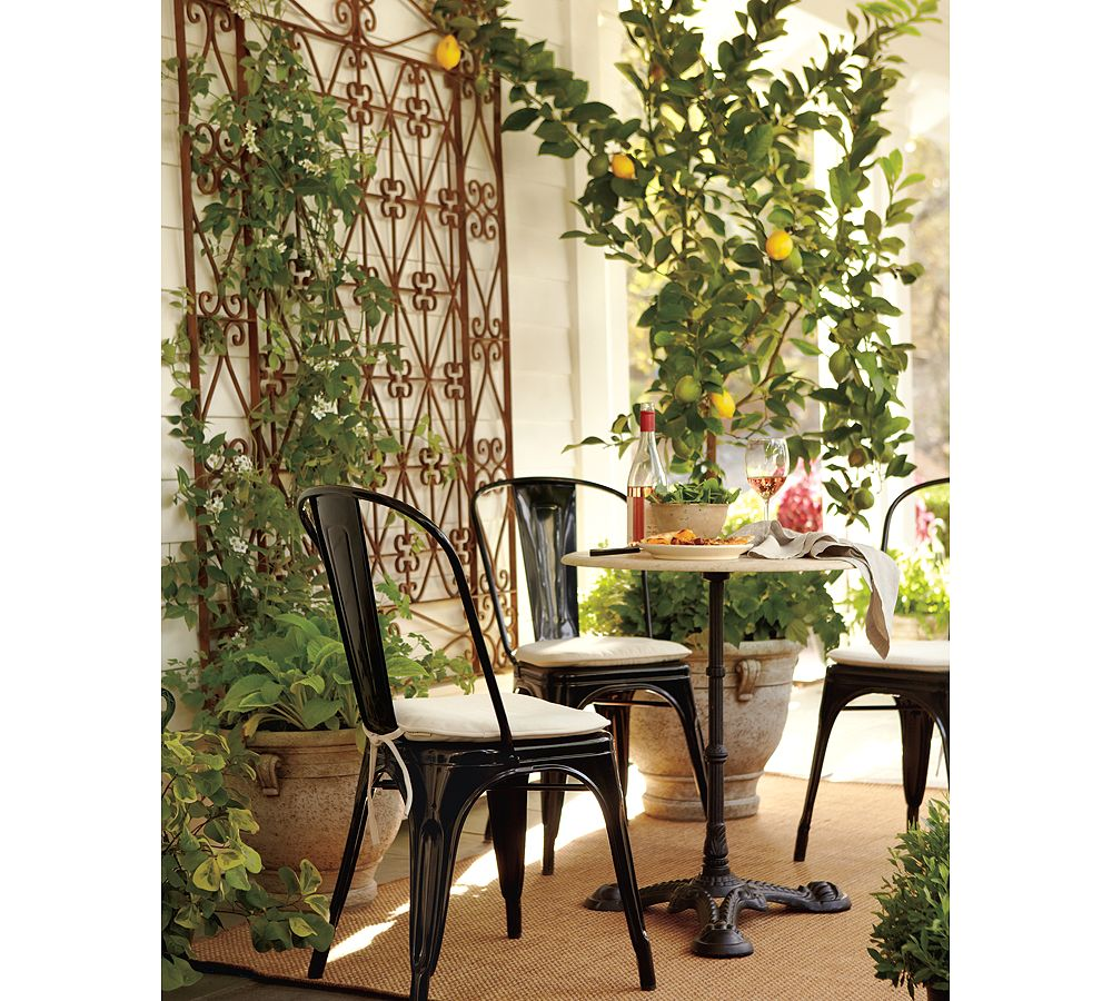 Pottery Barn Plant Stand: Three Dogs In A Garden: Let's Go Shopping