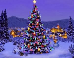 Pohon Natal yang Indah untuk Sahabat Netterku - www.NetterKu.com : Menulis di Internet untuk saling berbagi Ilmu Pengetahuan!
