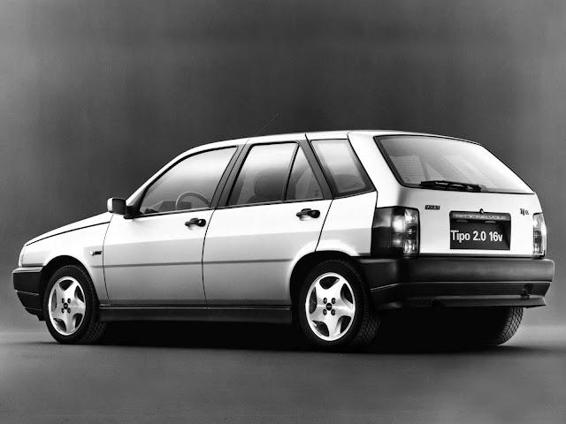 Fiat Tipo Brasil - 1994