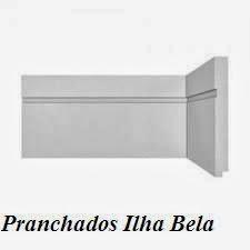 Rodapé de Poliestireno Santa Luzia 503 Branco