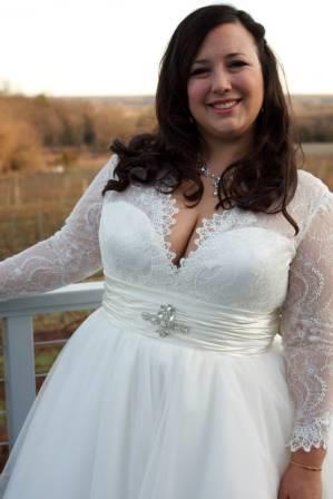 Mature Brides 2nd Wedding Dress Plus Size | Brides Bridal Ideas