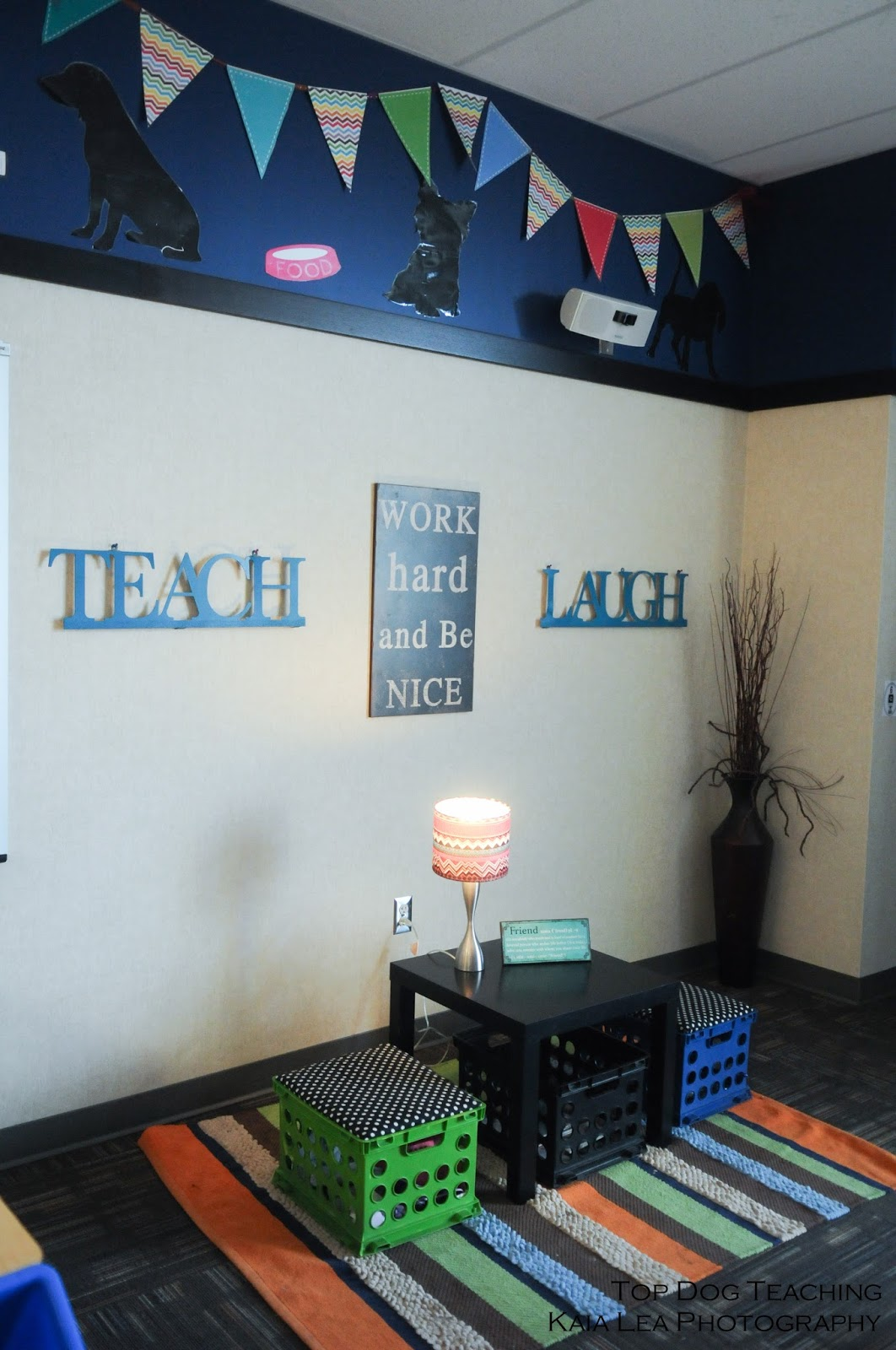 Classroom Design Inspiration ~ Top dog teaching classroom design inspiration