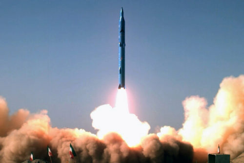 Military and Commercial Technology: Iran's Ballistic Missile
