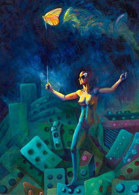 Ilustración de Rosana Rossi