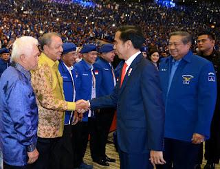 Presiden Jokowi : Saya Bukan Pemimpin Otoriter