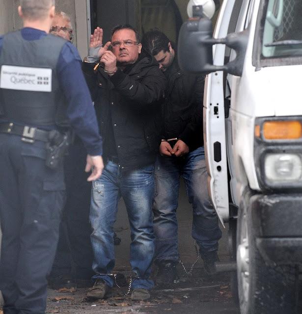 Montreal gangster Raynald Desjardins