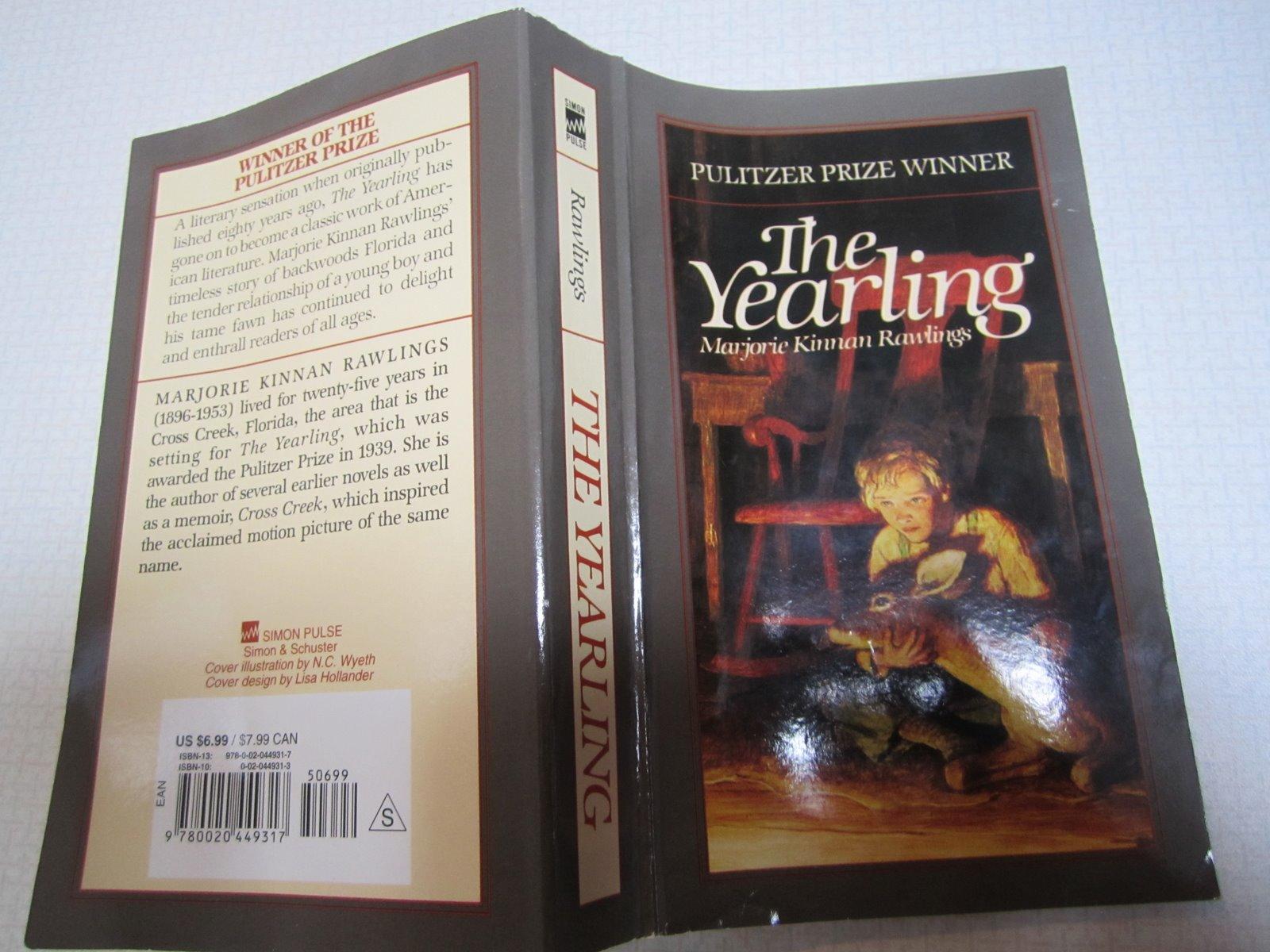 Sailing Down The Road: Marjorie Kinnan Rawlings