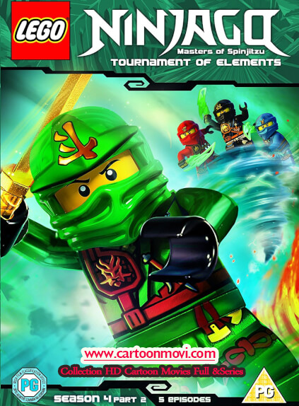 Lego Ninjago Masters Of Spinjitzu Season 4 Episode 8 Cartoon Movi