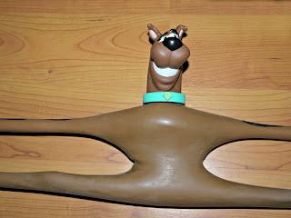 Scooby Doo, stretch toy