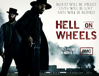Hell on Wheels Poster HD Wallpaper