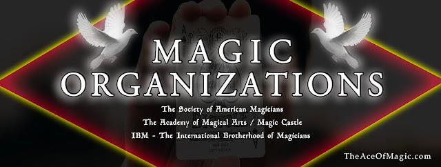 Magic Organizations in the U.S.