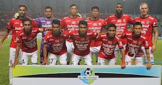 Bali United Kalahkan Sriwijaya FC 3-2