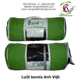 Lưới tennis Anh Việt