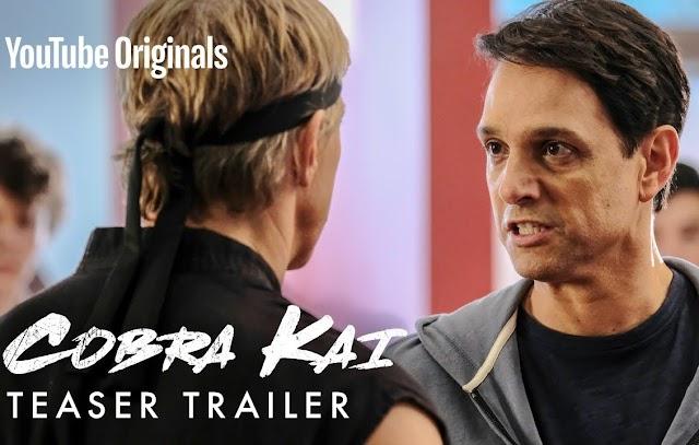 """Trailerul sezonului 2 din """"Cobra Kai"""" ne arată o nouă rivalitate"""