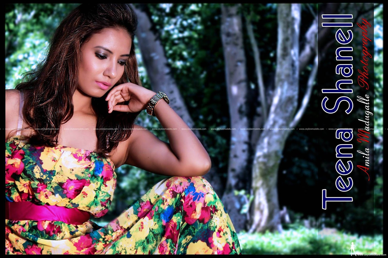 Teena Shanell - Ceylon Models - Models Bank In Sri Lanka -8205