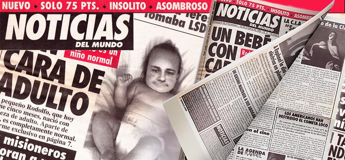 Noticias del Mundo Nº 5 (1994)
