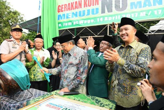KH Said Aqil Siradj: Gerakan NU Nusantara Bangkitkan Kemandirian Nahdlatul Ulama