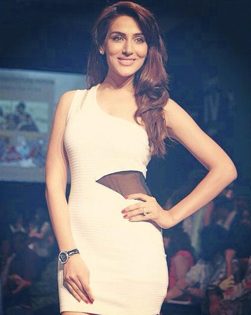 Sudeepa Singh  in ramp walk