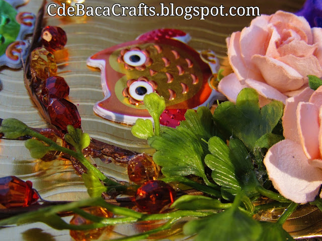 Handmade Cards and Ideas by CdeBaca Crafts Blog.