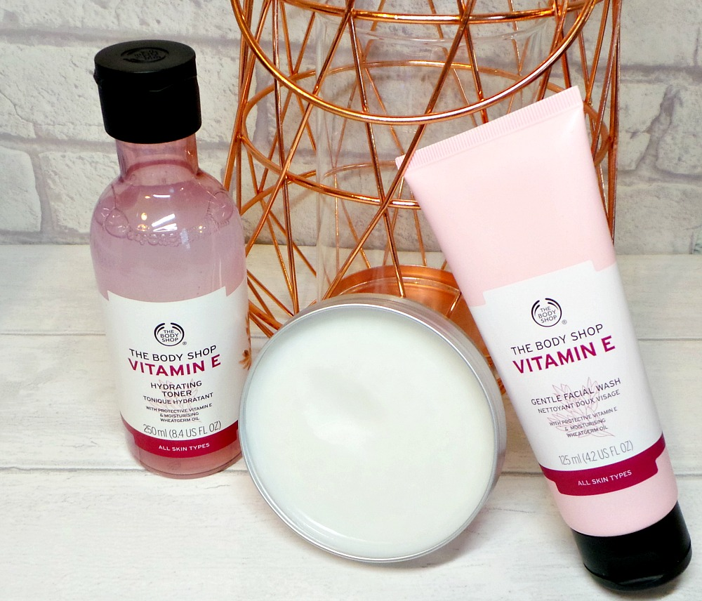 The Body shop skincare