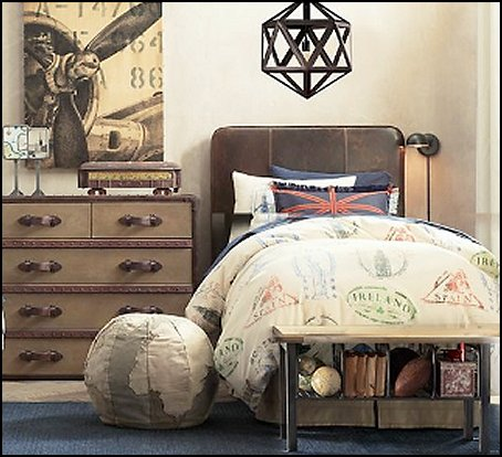 Decorating theme bedrooms - Maries Manor: travel theme ...