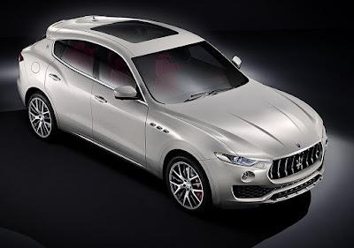 Maserati Levante 2018 Review, Specs, Price