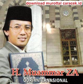 Dowload MP3 Murottal Muammar ZA 30 Juz Lengkap FULL