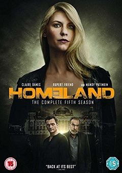 Homeland - 5ª Temporada Séries Torrent Download capa