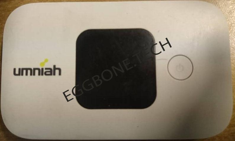 Unlock / Crack Umniah Huawei E5577Cs-321 MiFi - EGGBONE