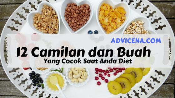 makanan sehat saat diet