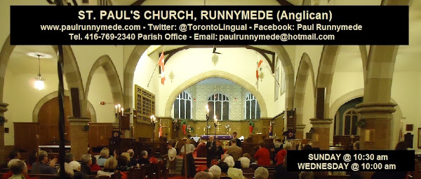 ST. PAUL CHURCH (RUNNYMEDE)