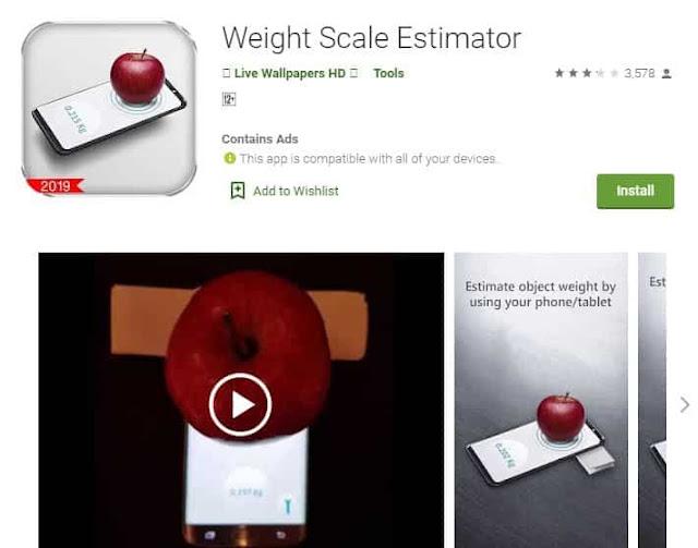 online weight