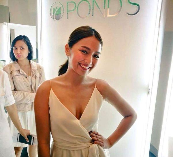 Kathryn Bernardo joins Nadine Lustre, Heart Evangelista, and Toni Gonzaga in Pond's