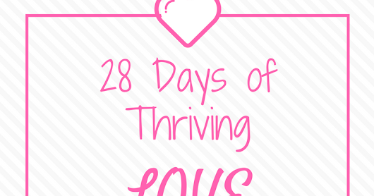 28 Days Of Love - #TWlove Giveaway