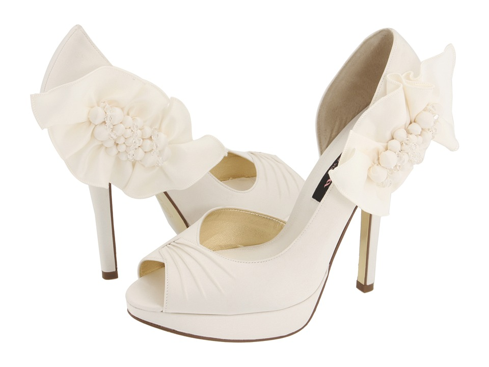 Zappos Nina Wedding Shoes