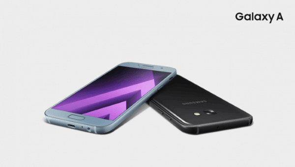 هواتف Galaxy A3 2017 وA5 2017 وA7 2017 تدخل السوق الجزائرية