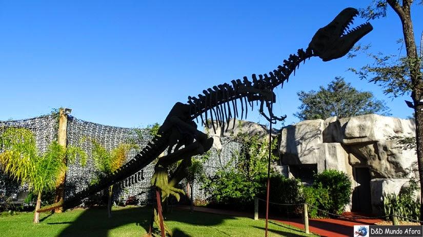 Foz do Iguaçu (PR) - Vale dos Dinossauros