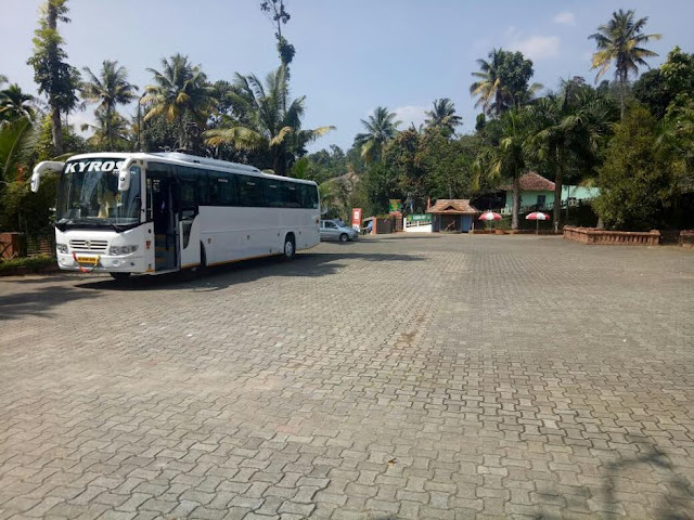 direct ac luxury bus from cochin airport to munnar, cochin airport to munnar direct ac luxury bus
